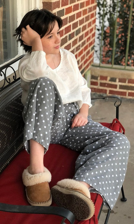 Lounge Pant Cotton Flannel