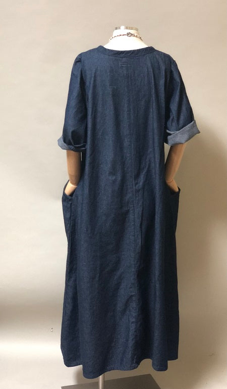 Elizabeth Dress Cotton