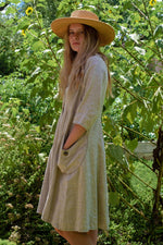 Audrey Dress in Linen