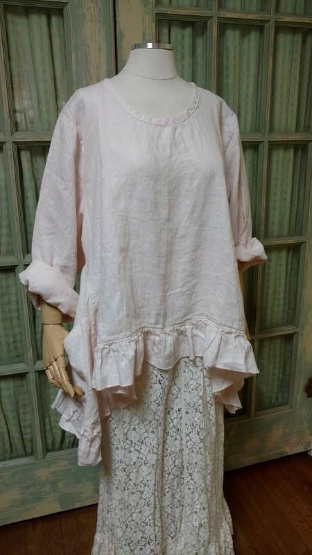 Butterfly Top Short in Linen, USA