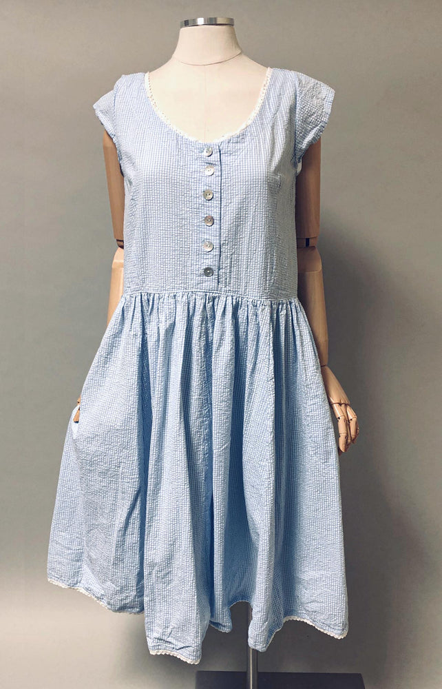 Kristin Dress in Cotton