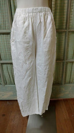 Slim Pant in Linen, HD-064