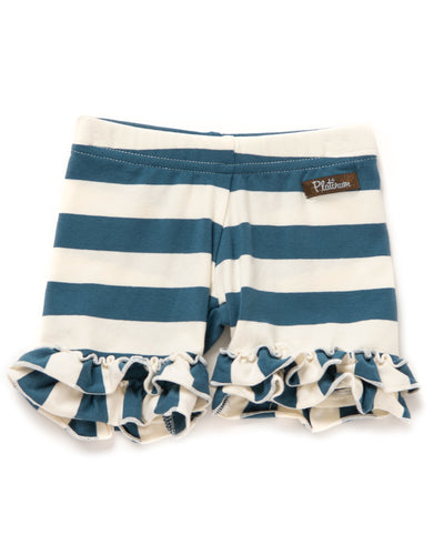 Stripy Knit Shorties