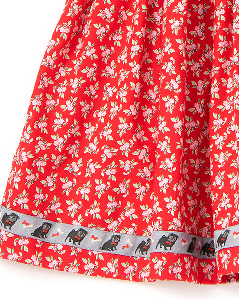 Red Rosie Laverne Dress