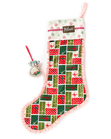 Gingersnap Stocking