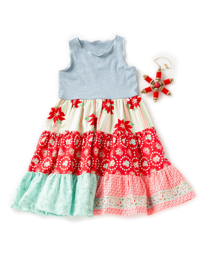 Hooray! Tiered Tank Dress