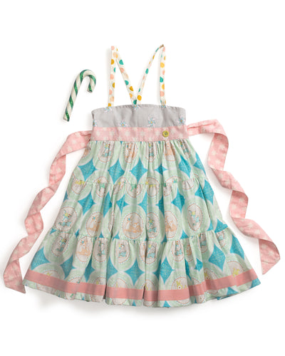 Little Fawn Tiered Ellie Dress