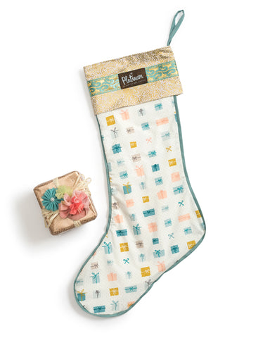 Pretty Package Stocking