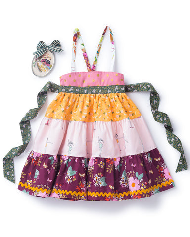 Freestyle Tiered Ellie Dress