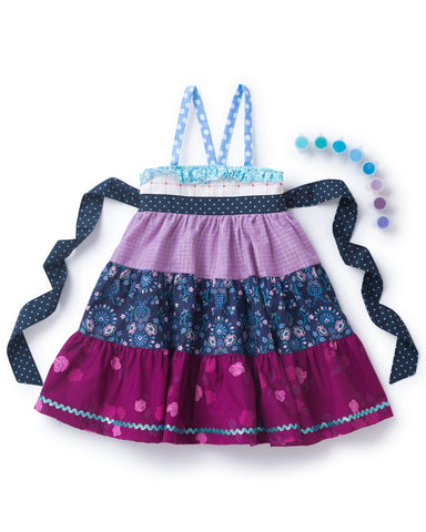 Zoila Tiered Ellie Dress