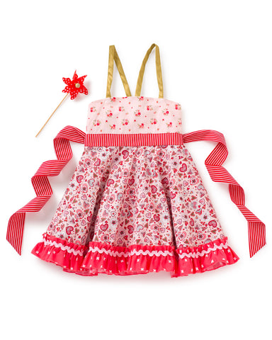 Dear Valentine Ellie Roundabout Dress