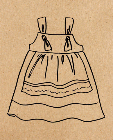 Cafeteria Plan Knot Dress