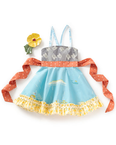 Under The Sea Ellie Roundabout Dress