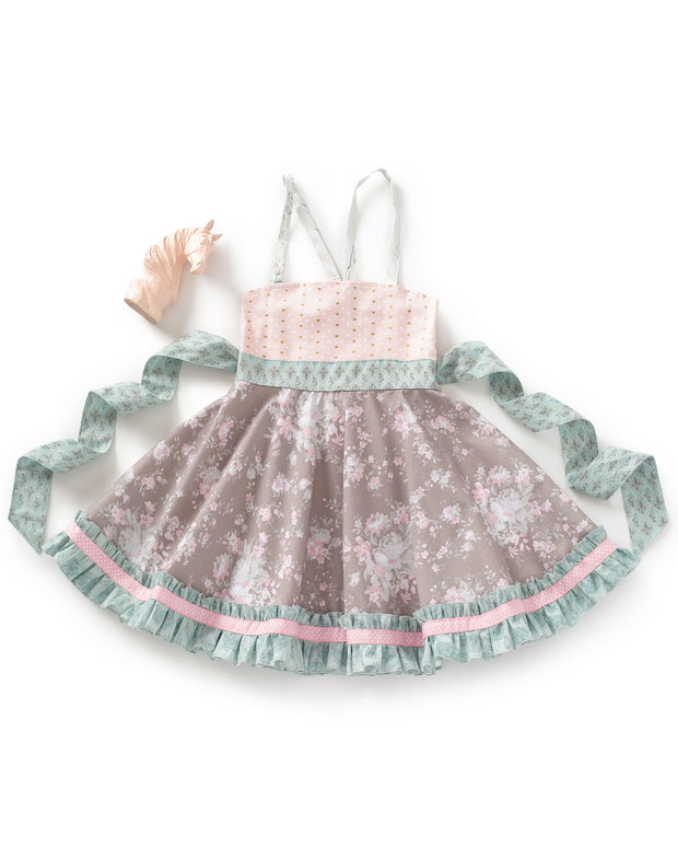 Airy Ellie Roundabout Dress