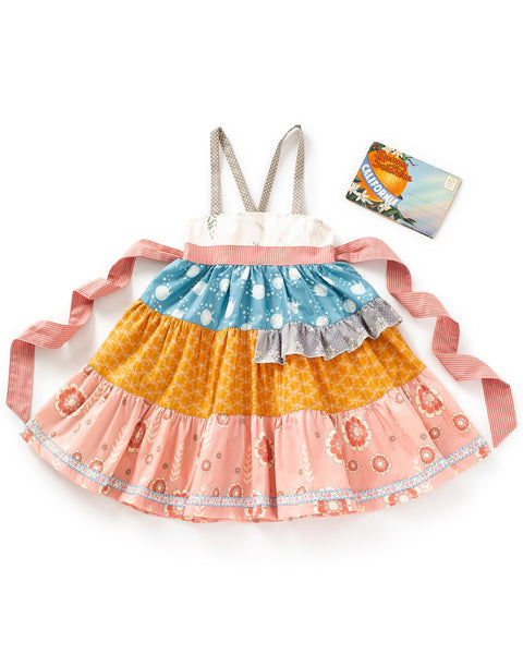 Meeting Place Tiered Ellie Dress