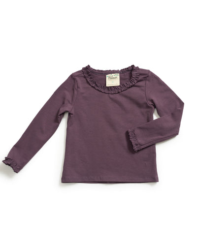 Dusty Purple Long Sleeve Tee