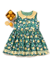 Cedro Citron Laverne Dress