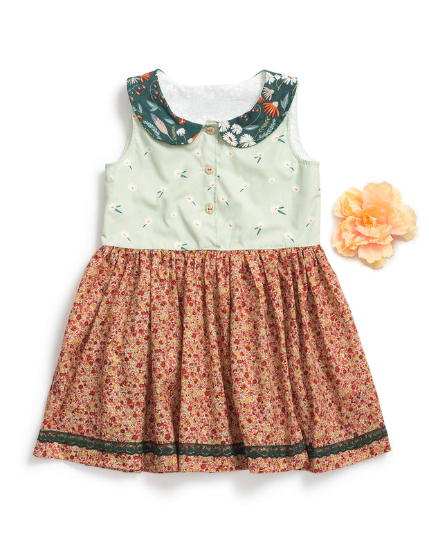 Dancing Daisies Laverne Dress