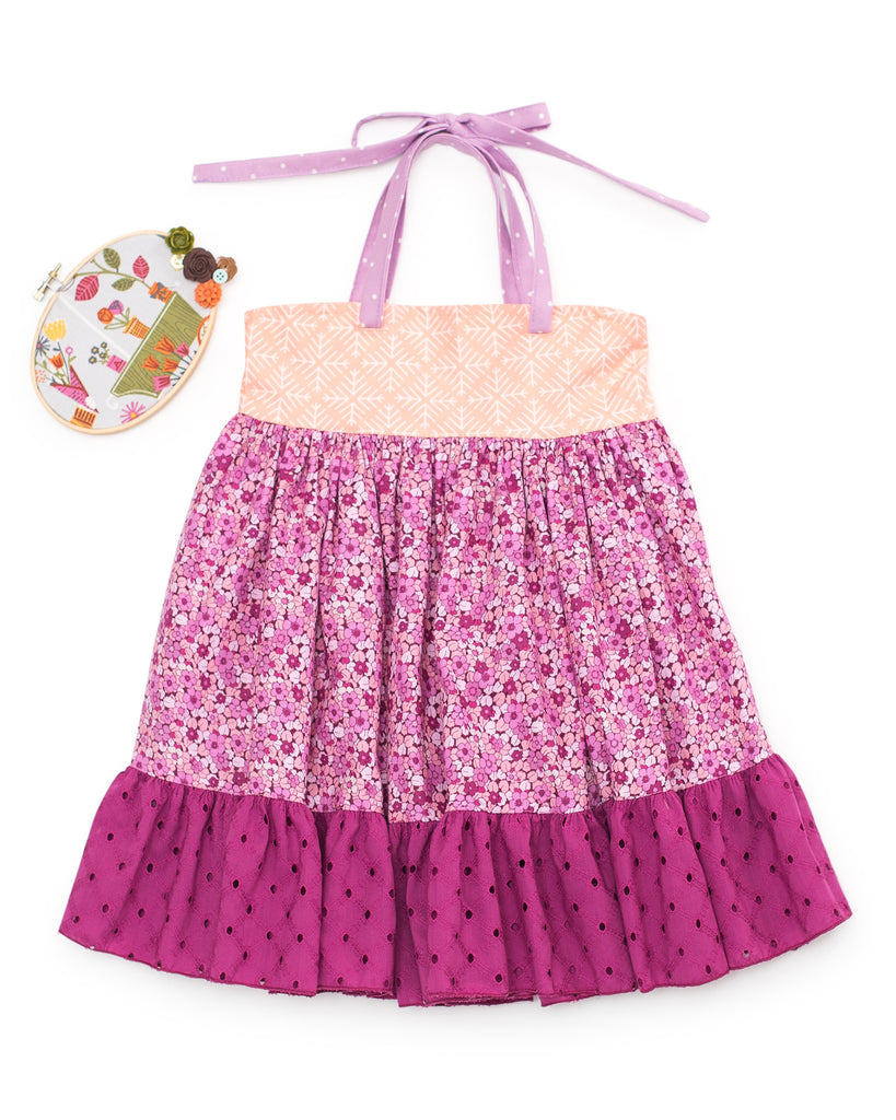 Isn't She Lovely Ruffled Ellie Dress
