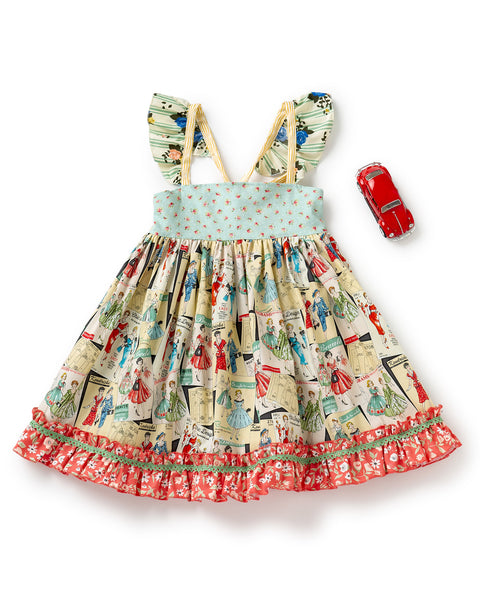 Pattern it Up Ellie Dress