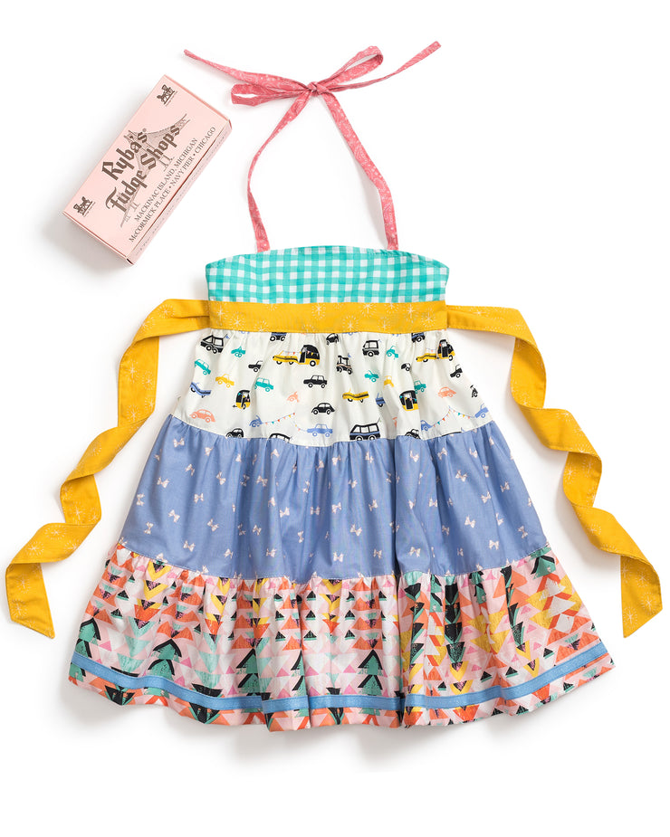Take A Trip Tiered Ellie Dress