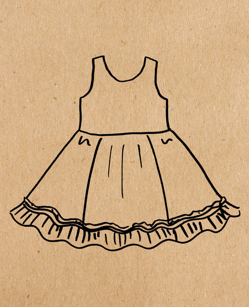 Cafeteria Plan Tank Dress