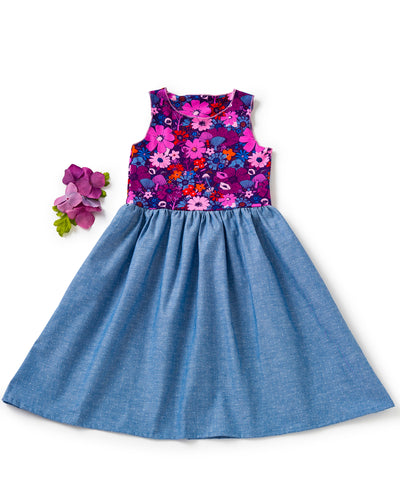 Miracle Dreamer Tween Tank Dress