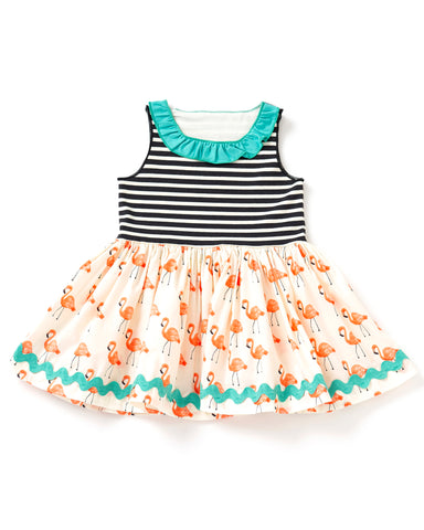 Flamingo Beach Sara Top