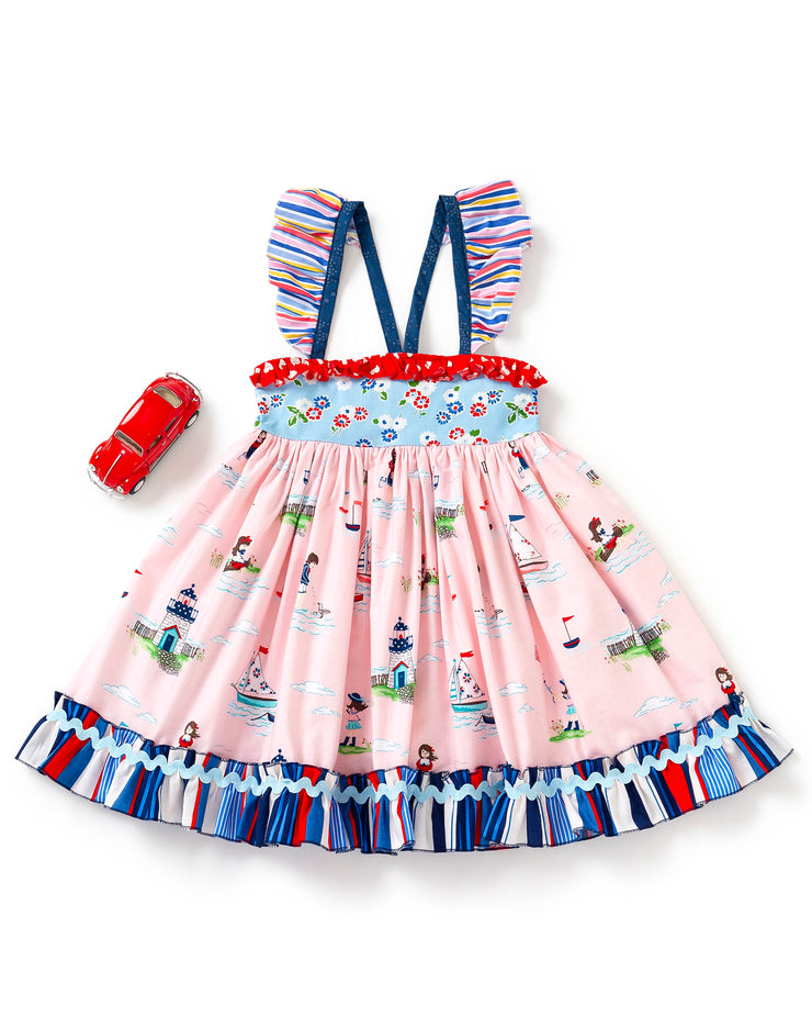 Seaside Ellie Dress