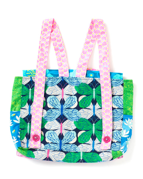 Beach Vacation Library Bag