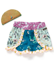 Humming Bird Woven Shorties