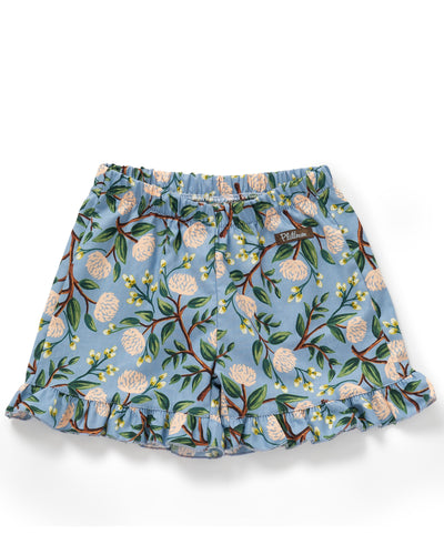 Pretty Peonies Ruffle Shorties