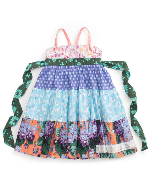 Andes Tiered Sweet Ellie Dress