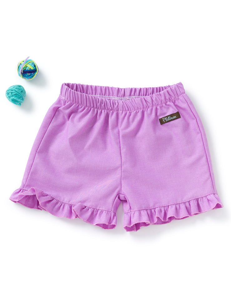 Pastel Woven Shorties