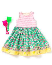 Happy Melon Tank Dress