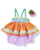 Sweet Nectar Ellie Bubble with Skirt
