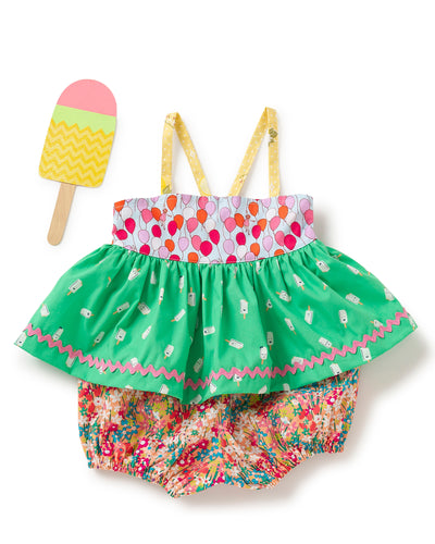 Silly Treats Ellie Bubble with Skirt