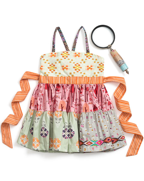 Hansel & Gretel Tiered Ellie Top