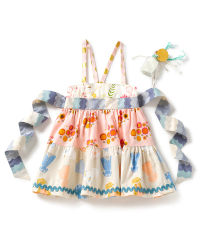 Dress Up Tiered Ellie Top