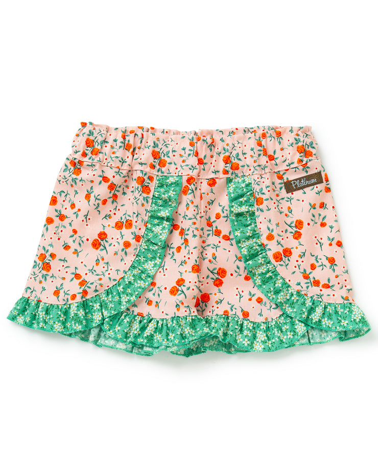 Skipping TOO! Woven Shorties
