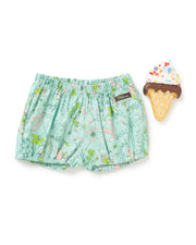 June Bubble Shorties