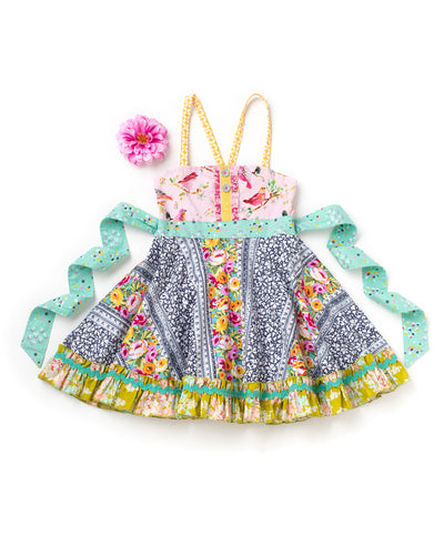 Bird Song Ellie Roundabout Dress