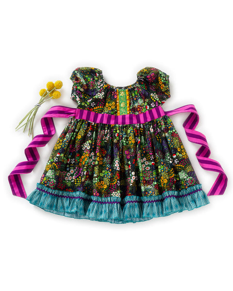 Wildberry Haus Peasant Dress
