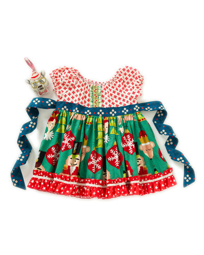 The Nutcracker Peasant Dress
