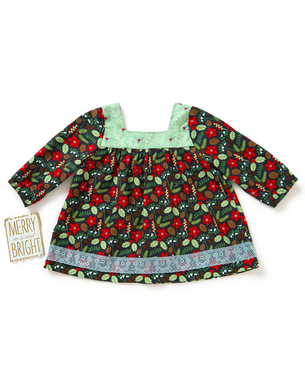 Scattered With Joy Longsleeve Shabby Top