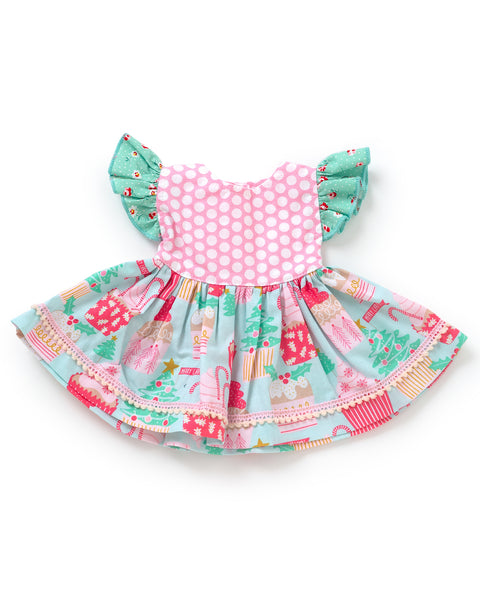 Frosting Doll Dress