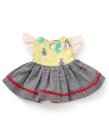 Friendliest Fox Doll Dress