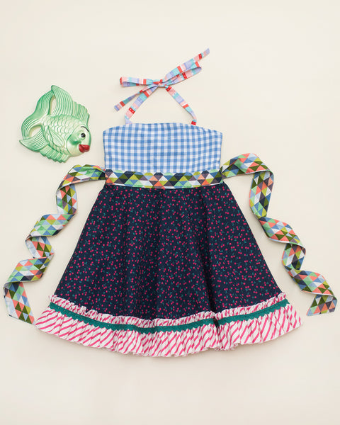 Cheery Cherry Ellie Roundabout Dress
