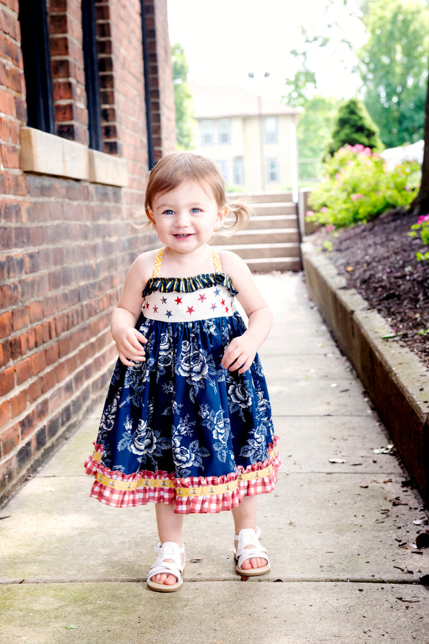 Abigail Blue Ellie Dress
