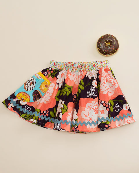 Donut Surprise, TOO! Circle Skirt